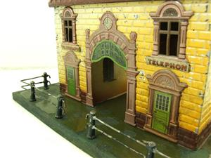 "Bing O Gauge Vintage Station ""Telephon"" Building image 6"
