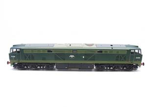 "Heljan O Gauge Item 5351 BR Green Class 53 GSYP ""Falcon"" Diesel Loco D0280 Electric Bxd image 5"