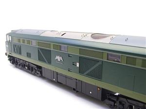 "Heljan O Gauge Item 5351 BR Green Class 53 GSYP ""Falcon"" Diesel Loco D0280 Electric Bxd image 7"
