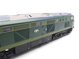 "Heljan O Gauge Item 5351 BR Green Class 53 GSYP ""Falcon"" Diesel Loco D0280 Electric Bxd image 8"