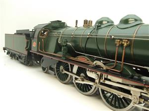 Gauge 1 Aster Green French PLM 231A Pacific 4-6-2 Loco & Tender R/N 6101 Live Steam Boxed image 7
