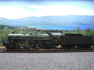 Gauge 1 Aster Green French PLM 231A Pacific 4-6-2 Loco & Tender R/N 6101 Live Steam Boxed image 8