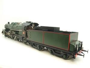 Gauge 1 Aster Green French PLM 231A Pacific 4-6-2 Loco & Tender R/N 6101 Live Steam Boxed image 10