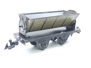 Bing O Gauge Vintage Tinplate Side Tipping Wagon image 8