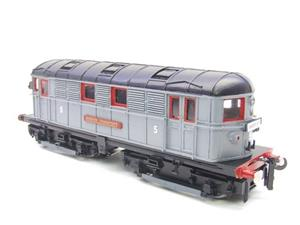 Raylo O Gauge RE11 Metro Vickers Bo-Bo Locotive London Transport Goods Set Electric 3 Rail Boxed image 4