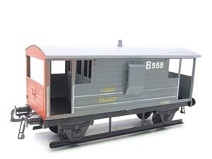 Raylo O Gauge RE11 Metro Vickers Bo-Bo Locotive London Transport Goods Set Electric 3 Rail Boxed image 6