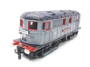Raylo O Gauge RE11 Metro Vickers Bo-Bo Locotive London Transport Goods Set Electric 3 Rail Boxed image 8