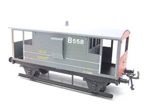 Raylo O Gauge RE11 Metro Vickers Bo-Bo Locotive London Transport Goods Set Electric 3 Rail Boxed image 10