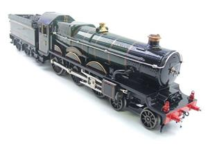 "Ace Trains O Gauge E7 BR Castle Class ""Warwick Castle"" R/N 4081 Electric 3 Rail Boxed image 2"