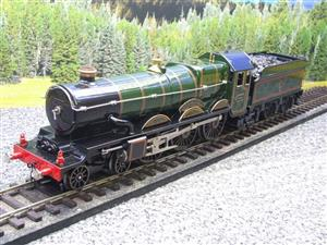 "Ace Trains O Gauge E7 BR Castle Class ""Warwick Castle"" R/N 4081 Electric 3 Rail Boxed image 3"