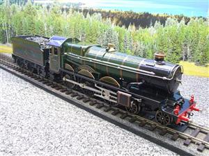 "Ace Trains O Gauge E7 BR Castle Class ""Warwick Castle"" R/N 4081 Electric 3 Rail Boxed image 4"