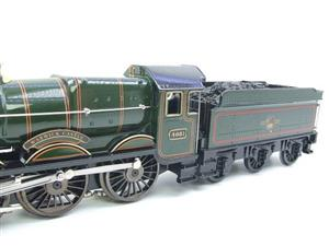 "Ace Trains O Gauge E7 BR Castle Class ""Warwick Castle"" R/N 4081 Electric 3 Rail Boxed image 8"