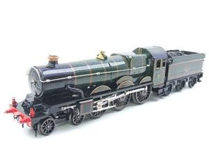 "Ace Trains O Gauge E7 BR Castle Class ""Warwick Castle"" R/N 4081 Electric 3 Rail Boxed image 10"