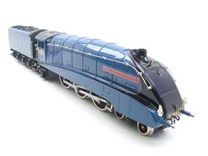 "Ace Trains O Gauge E4 A4 Pacific LNER Blue ""Golden Plover"" R/N 4497 Electric 3 Rail Boxed image 2"