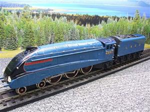 "Ace Trains O Gauge E4 A4 Pacific LNER Blue ""Golden Plover"" R/N 4497 Electric 3 Rail Boxed image 3"