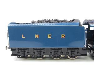 "Ace Trains O Gauge E4 A4 Pacific LNER Blue ""Golden Plover"" R/N 4497 Electric 3 Rail Boxed image 6"