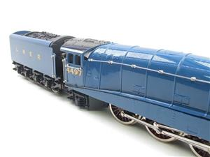 "Ace Trains O Gauge E4 A4 Pacific LNER Blue ""Golden Plover"" R/N 4497 Electric 3 Rail Boxed image 7"