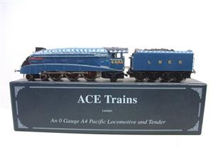 "Ace Trains O Gauge E4 LNER A4 Pacific ""Golden Eagle"" R/N 4482 Electric 3 Rail Boxed image 1"