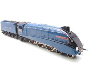 "Ace Trains O Gauge E4 LNER A4 Pacific ""Golden Eagle"" R/N 4482 Electric 3 Rail Boxed image 2"