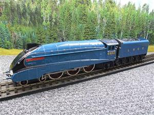 "Ace Trains O Gauge E4 LNER A4 Pacific ""Golden Eagle"" R/N 4482 Electric 3 Rail Boxed image 3"