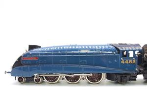 "Ace Trains O Gauge E4 LNER A4 Pacific ""Golden Eagle"" R/N 4482 Electric 3 Rail Boxed image 5"