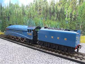 "Ace Trains O Gauge E4 LNER A4 Pacific ""Golden Eagle"" R/N 4482 Electric 3 Rail Boxed image 9"