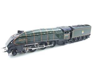 "Ace Trains E4 A4 Pacific BR ""Merlin"" R/N 60027 Electric 3 Rail Boxed image 10"