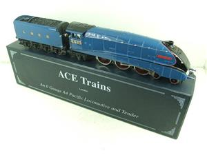 "Ace Trains O Gauge A4 Pacific LNER Garter Blue ""Kingfisher"" RN 4483 Electric Bxd image 2"