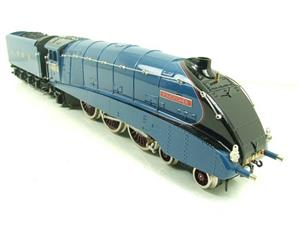 "Ace Trains O Gauge A4 Pacific LNER Garter Blue ""Kingfisher"" RN 4483 Electric Bxd image 4"