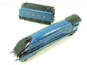 "Ace Trains O Gauge A4 Pacific LNER Garter Blue ""Kingfisher"" RN 4483 Electric Bxd image 7"