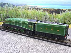 "Ace Trains O Gauge E4 A4 Pacific LNER Green ""Joshua Lionel Cowen"" R/N 7152 Electric 3 Rail Boxed image 4"