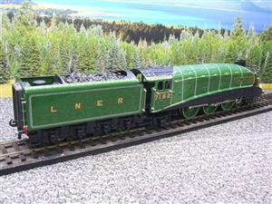 "Ace Trains O Gauge E4 A4 Pacific LNER Green ""Joshua Lionel Cowen"" R/N 7152 Electric 3 Rail Boxed image 8"