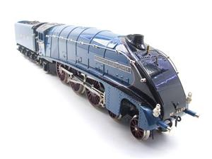 "Ace Trains O Gauge E4 A4 Pacific LNER Blue ""Dwight D Eisenhower"" R/N 4496 Elec 3 Rail Boxed image 2"