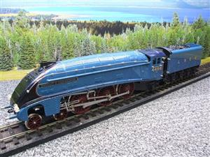 "Ace Trains O Gauge E4 A4 Pacific LNER Blue ""Dwight D Eisenhower"" R/N 4496 Elec 3 Rail Boxed image 3"