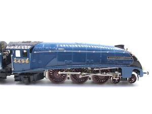 "Ace Trains O Gauge E4 A4 Pacific LNER Blue ""Dwight D Eisenhower"" R/N 4496 Elec 3 Rail Boxed image 5"