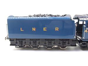 "Ace Trains O Gauge E4 A4 Pacific LNER Blue ""Dwight D Eisenhower"" R/N 4496 Elec 3 Rail Boxed image 6"