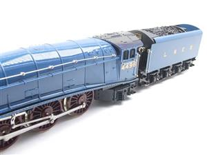 "Ace Trains O Gauge E4 A4 Pacific LNER Blue ""Dwight D Eisenhower"" R/N 4496 Elec 3 Rail Boxed image 8"