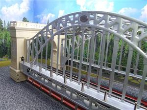 "Lionel 6-32904 O Gauge Marklin Replica ""Hellgate Bridge"" Double Track Edition Electric Lit Edition image 4"