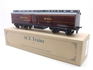 Ace Trains O Gauge LMS Ex MR Brian Wright Overlay Series TPO Mail Coach RN 30285 image 3