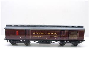 Ace Trains O Gauge LMS Ex MR Brian Wright Overlay Series TPO Mail Coach RN 30285 image 5