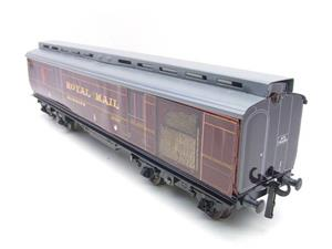 Ace Trains O Gauge LMS Ex MR Brian Wright Overlay Series TPO Mail Coach RN 30285 image 6