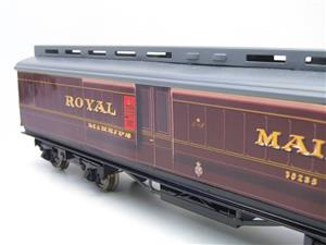 Ace Trains O Gauge LMS Ex MR Brian Wright Overlay Series TPO Mail Coach RN 30285 image 8
