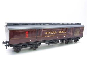 Ace Trains O Gauge LMS Ex MR Brian Wright Overlay Series TPO Mail Coach RN 30285 image 9