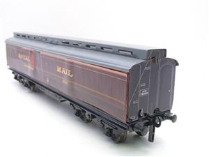 Ace Trains O Gauge LMS Ex MR Brian Wright Overlay Series TPO Mail Coach RN 30285 image 10