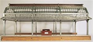 Ace Trains O Gauge Constructor Series Station Canopy Kit image 1
