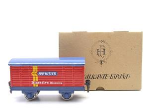 "Paya Spain O Gauge Private Owned ""McVities"" Van Boxed image 1"