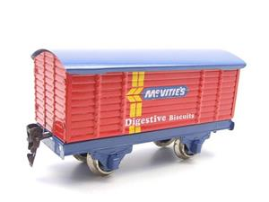 "Paya Spain O Gauge Private Owned ""McVities"" Van Boxed image 3"