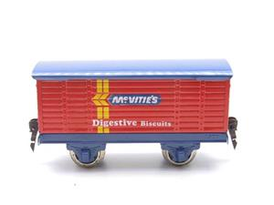 "Paya Spain O Gauge Private Owned ""McVities"" Van Boxed image 5"