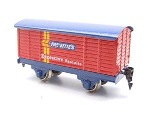"Paya Spain O Gauge Private Owned ""McVities"" Van Boxed image 7"