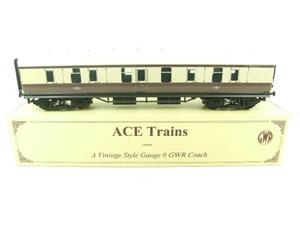 Ace Trains O Gauge GWR Full Brake Coach Boxed image 1